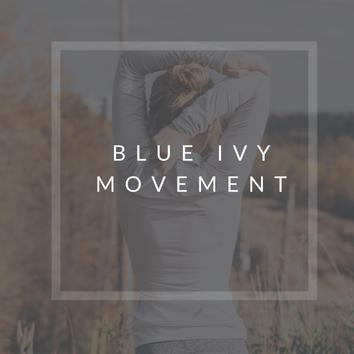 BLUE IVY MOVEMENT