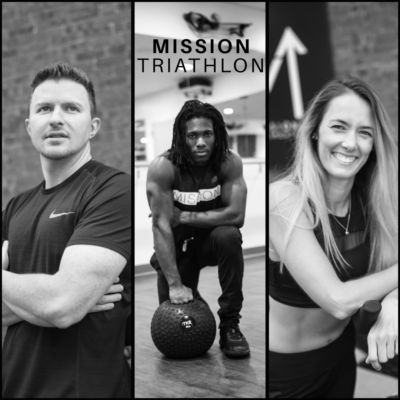 MISSION Triathlon for Cross Roads House